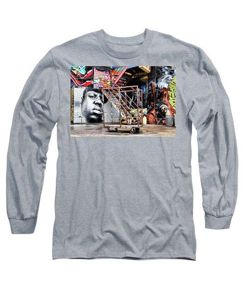 Street Portraiture Long Sleeve T-Shirt
