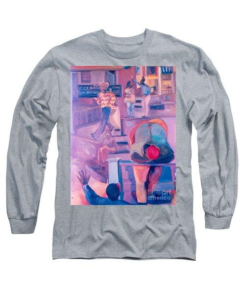 Street Scenes Long Sleeve T-Shirt