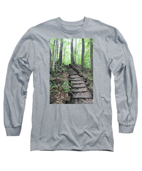 Stress Free This Way Long Sleeve T-Shirt