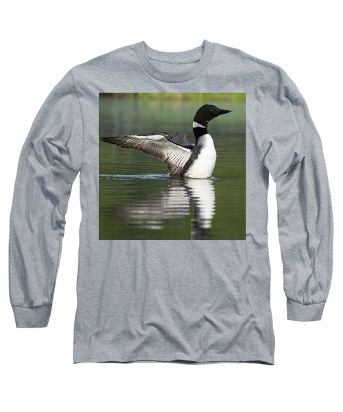 Stretching My Wings Long Sleeve T-Shirt