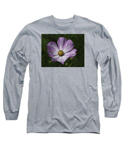 Striped Cosmos 1 Long Sleeve T-Shirt