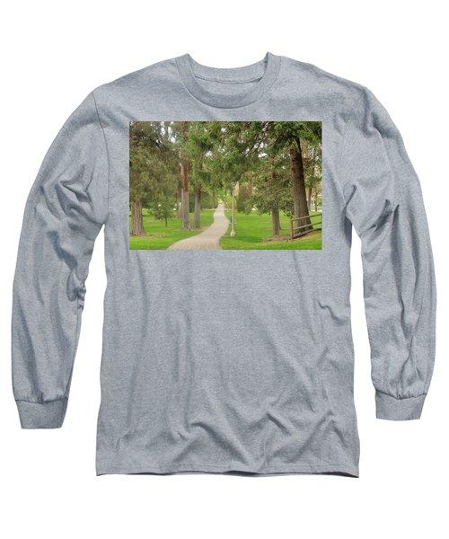 Stroll Long Sleeve T-Shirt