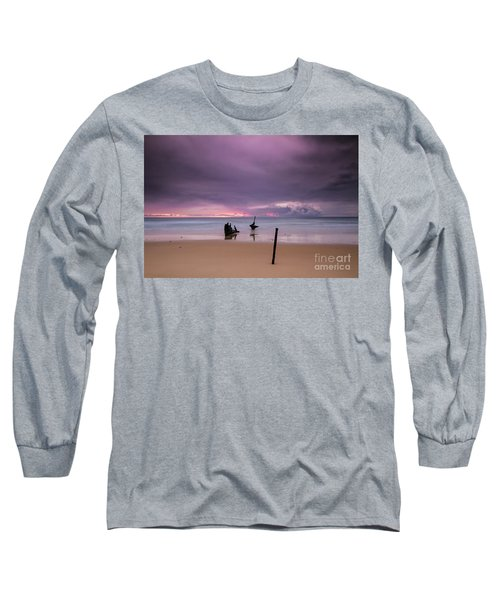 Storm Brewing Long Sleeve T-Shirt