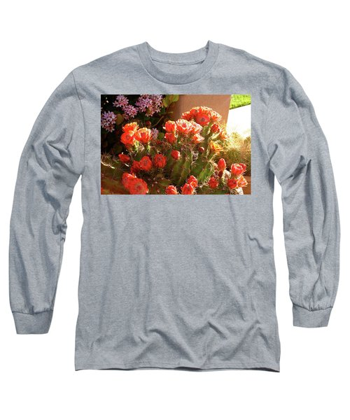 Strong And Gentle Long Sleeve T-Shirt