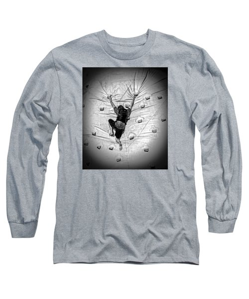 Struggle To Acheive Long Sleeve T-Shirt