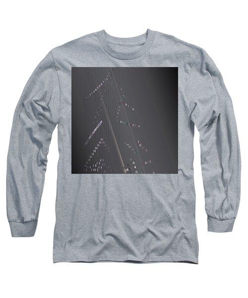 Strung Art Long Sleeve T-Shirt