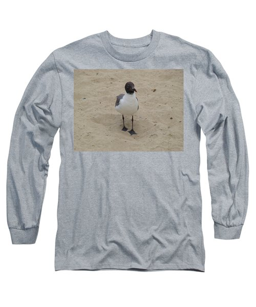 Struttin' Seagull  Long Sleeve T-Shirt