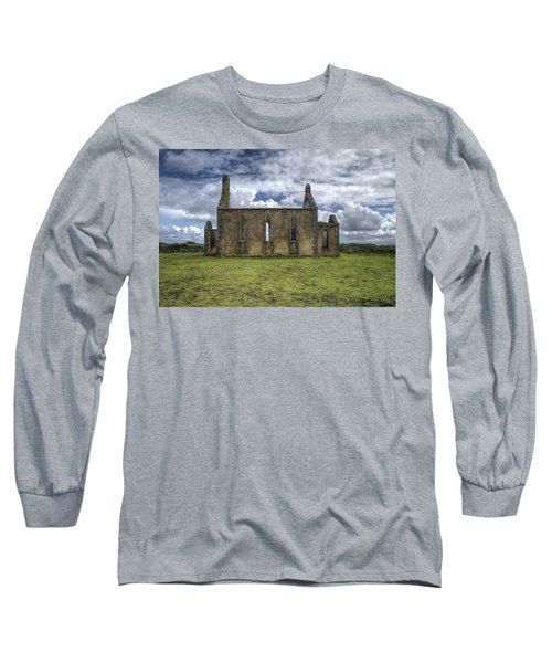 Stthomas Church In Aran Islands, Inis Mor Long Sleeve T-Shirt