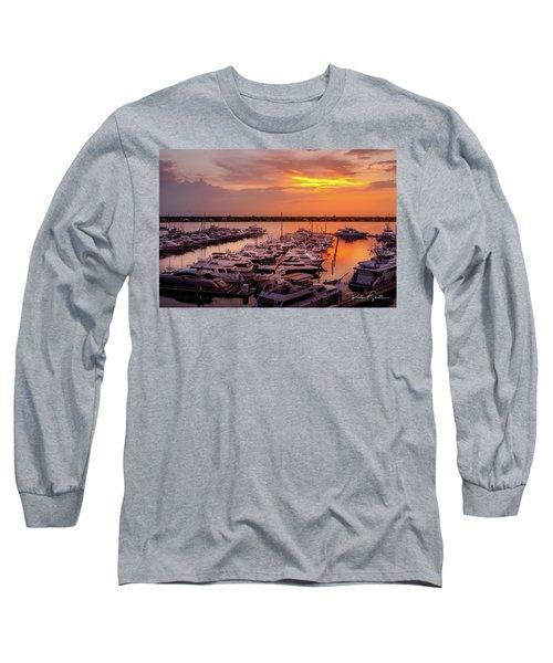 Stuart Sunset Long Sleeve T-Shirt