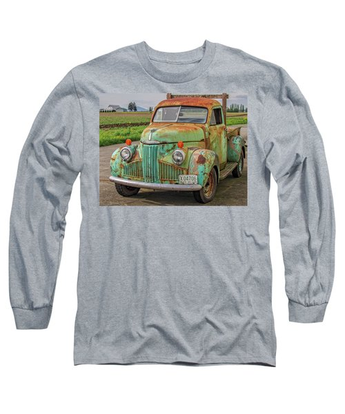 Studebaker '47 M-5 Coupe Express Long Sleeve T-Shirt