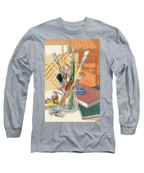 Studio Long Sleeve T-Shirt