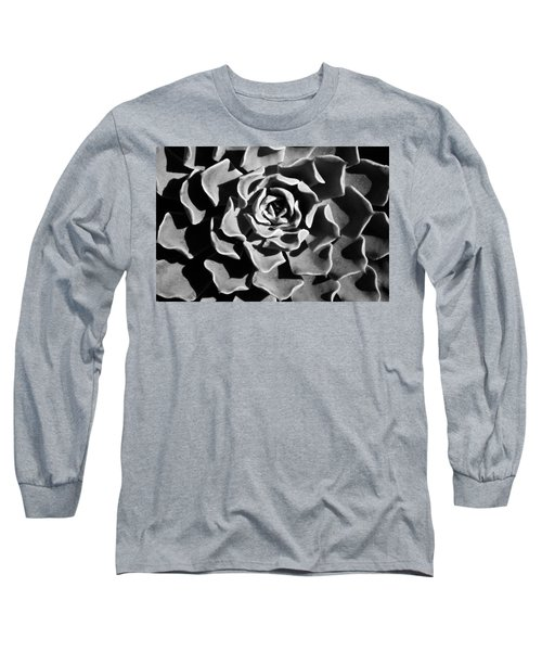 Succulent Extrem  Long Sleeve T-Shirt by Catherine Lau