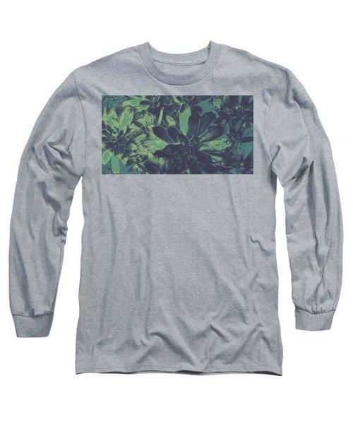 Succulents #2 Long Sleeve T-Shirt