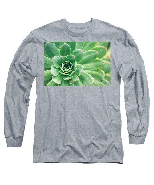 Succulents II Long Sleeve T-Shirt