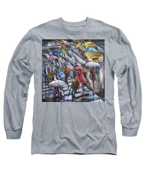 Sudden Rain II Long Sleeve T-Shirt