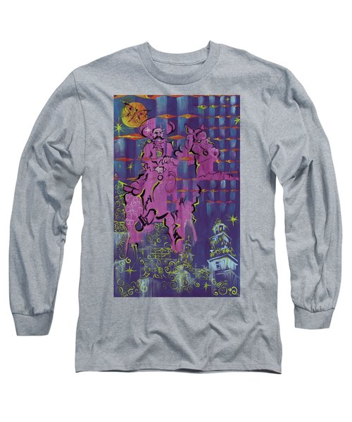 Sueno De Zapata Long Sleeve T-Shirt