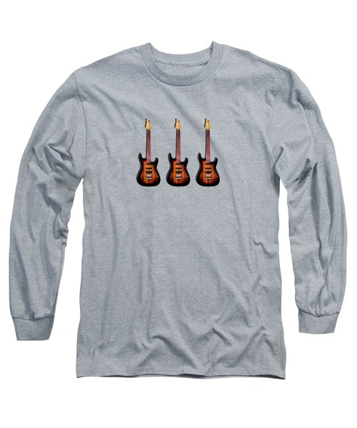 Suhr Classic Long Sleeve T-Shirt by Mark Rogan