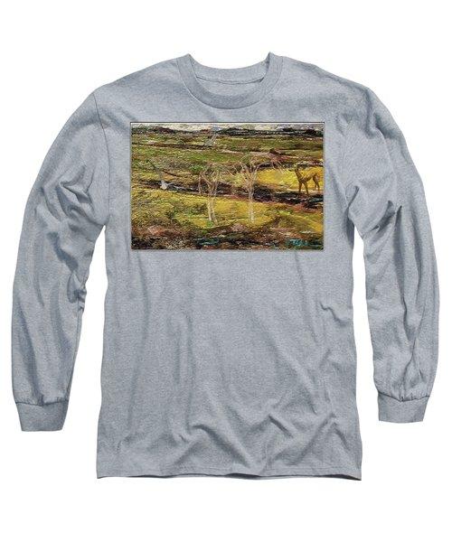 Summer 4 Long Sleeve T-Shirt