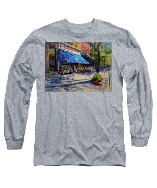 Summer Afternoon, Columbus Avenue Long Sleeve T-Shirt