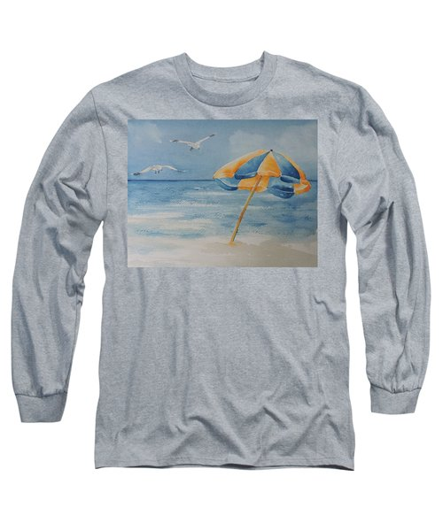 Summer Colors Long Sleeve T-Shirt