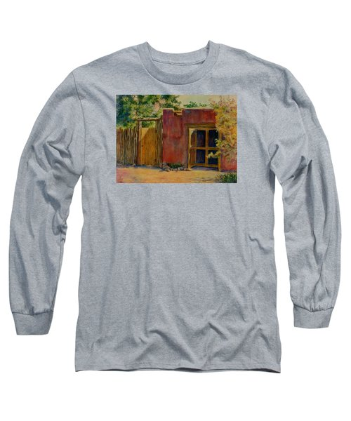 Summer Day In Santa Fe Long Sleeve T-Shirt