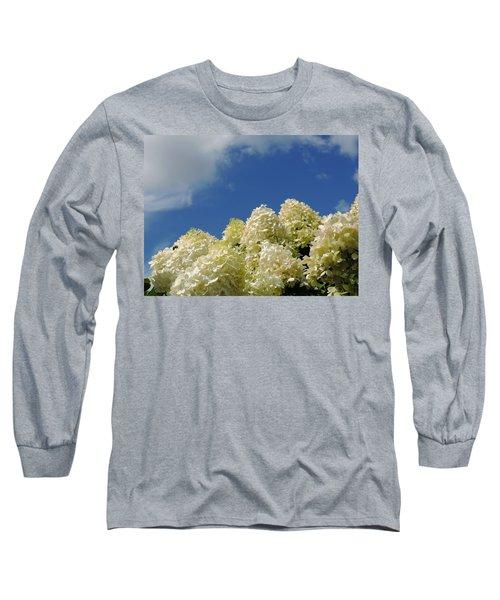 Summer Day Long Sleeve T-Shirt by Teresa Schomig