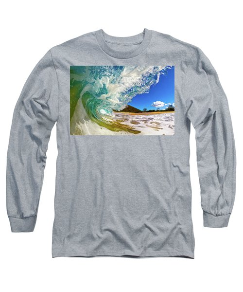 Summer Days Long Sleeve T-Shirt by James Roemmling