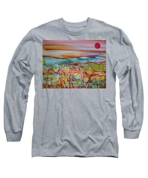Summer Daze Long Sleeve T-Shirt