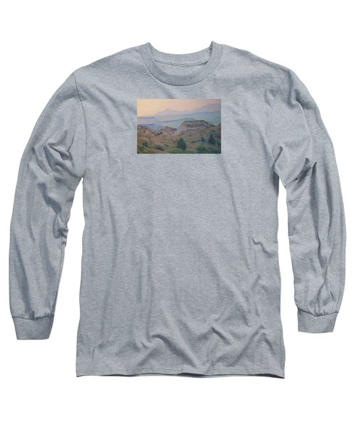 Summer In The Badlands Long Sleeve T-Shirt