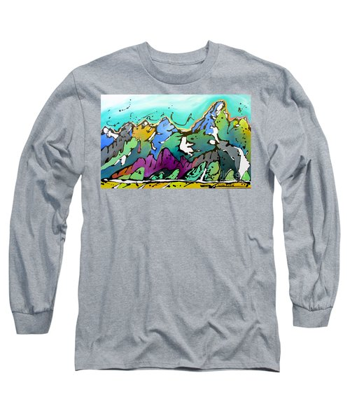 Summer Is Upon Us Long Sleeve T-Shirt