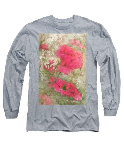 Summer Joy Long Sleeve T-Shirt