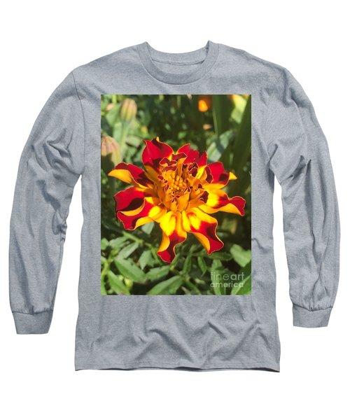 Summer Marigold Long Sleeve T-Shirt