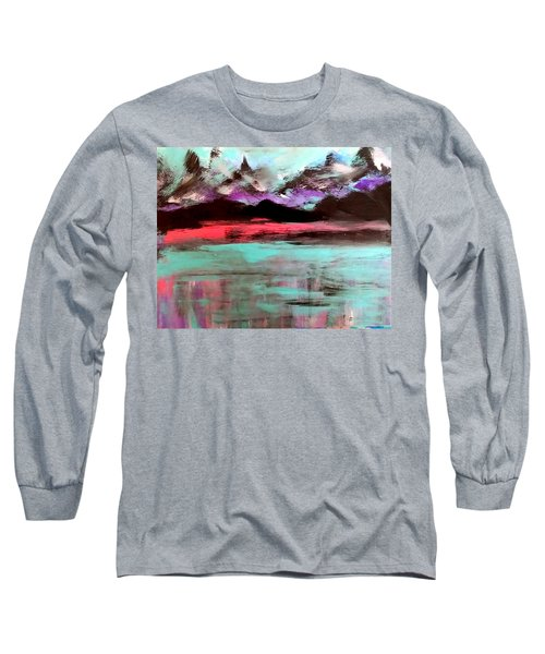 Summer Nights Long Sleeve T-Shirt