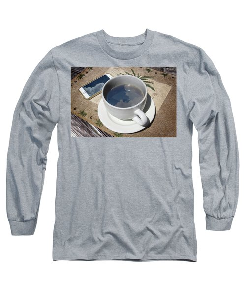 Summer Reflections Long Sleeve T-Shirt by Phil Mancuso