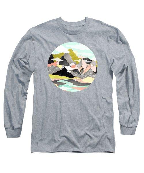 Summer River Long Sleeve T-Shirt