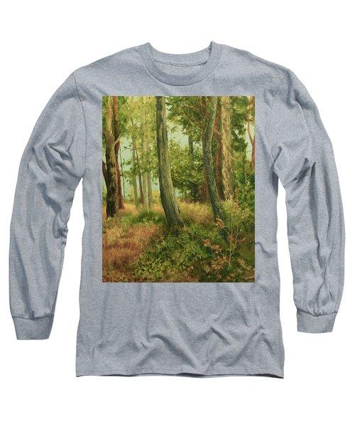 Summer, Sidney Spit Long Sleeve T-Shirt