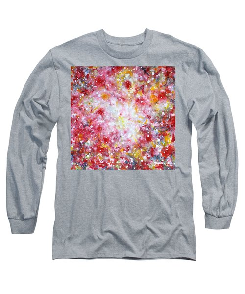 Summer Solstice Long Sleeve T-Shirt by Kume Bryant