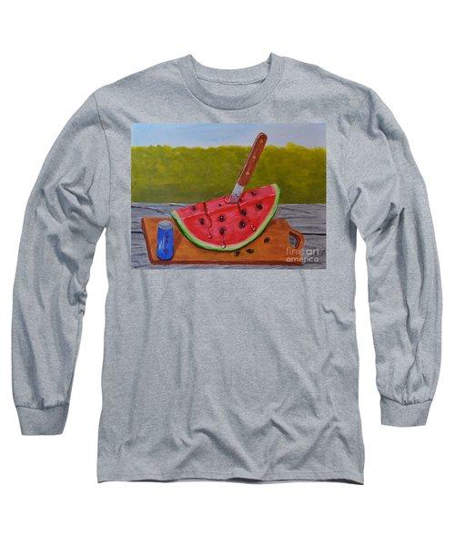 Summer Treat Long Sleeve T-Shirt