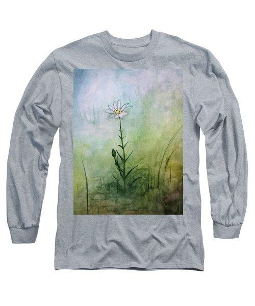 Summer Wildflower Long Sleeve T-Shirt