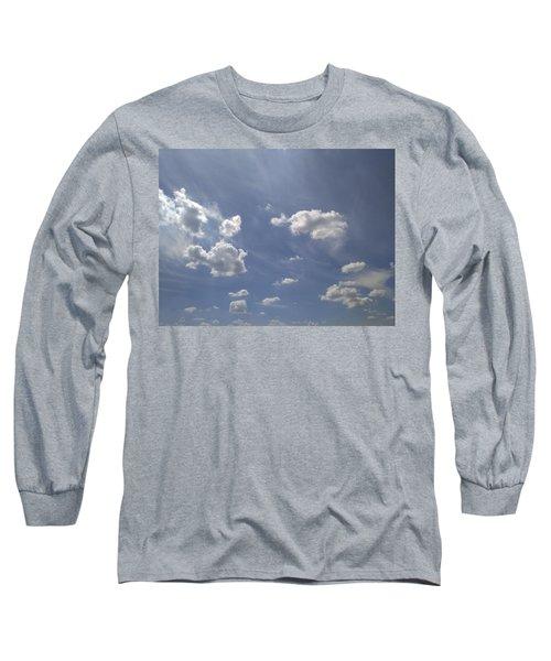 Summertime Sky Expanse Long Sleeve T-Shirt