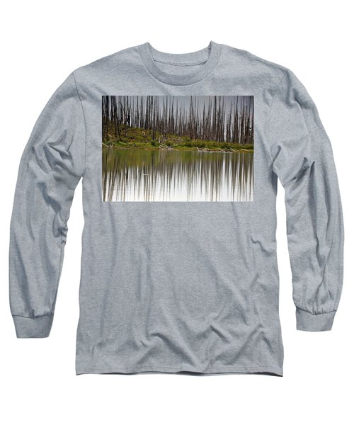 Summit Lake Long Sleeve T-Shirt
