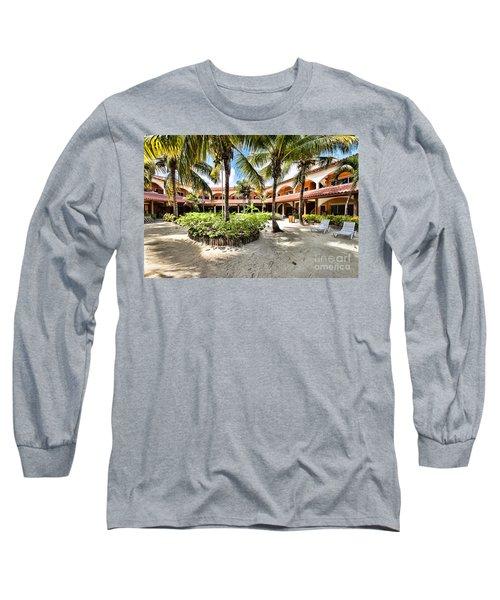 Sun Breeze Hotel Long Sleeve T-Shirt