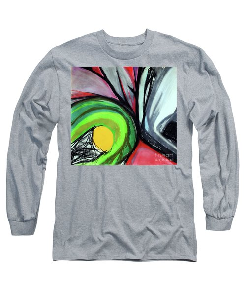 Sun Burst Long Sleeve T-Shirt