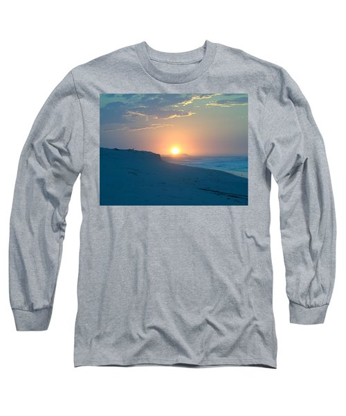 Long Sleeve T-Shirt featuring the photograph Sun Dune by  Newwwman