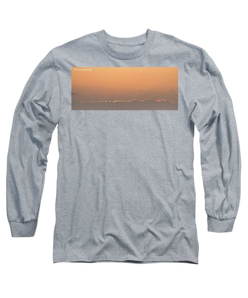 Sun N Clouds Long Sleeve T-Shirt