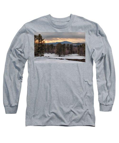 Sun Rays Long Sleeve T-Shirt