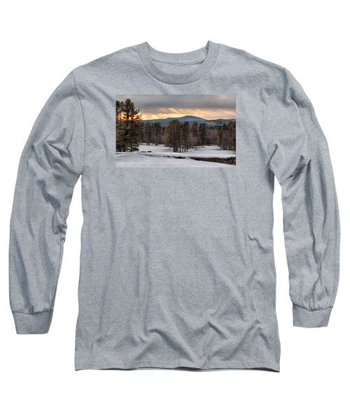 Sun Rays Long Sleeve T-Shirt