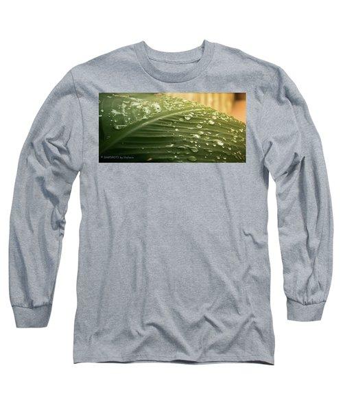 Sun Shower Long Sleeve T-Shirt by Stefanie Silva