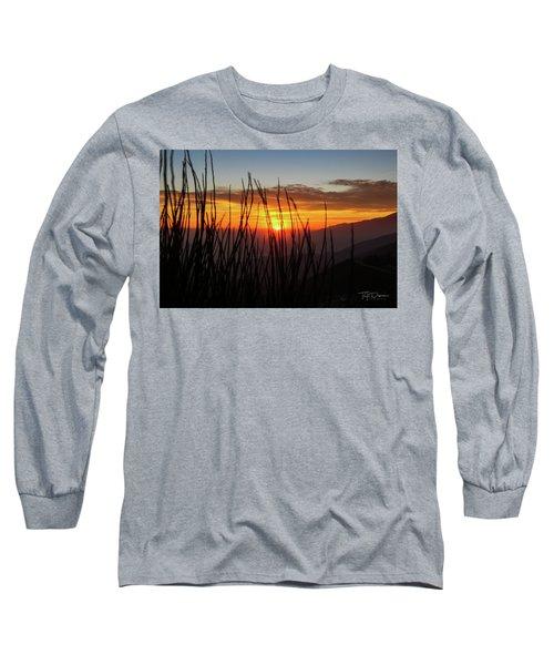 Sun Through The Blades Long Sleeve T-Shirt