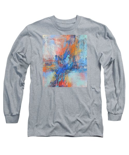 Sunburn Long Sleeve T-Shirt by Becky Chappell